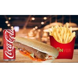 Menu Sandwich Fricadelle