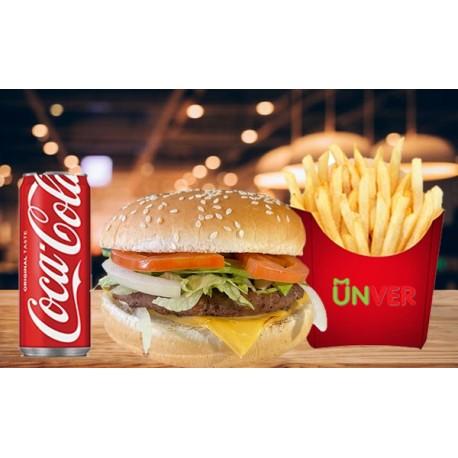 Menu Hamburger Chicken / Fish