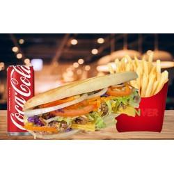 Menu Sandwich Panini