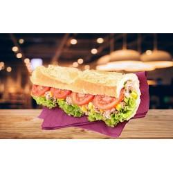 Sandwich au crabe