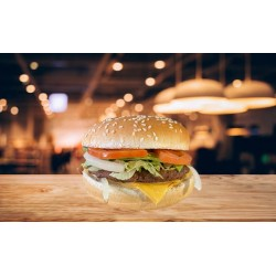Hamburger Chicken / Fish