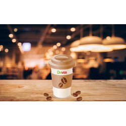 Un grand café au goût léger
